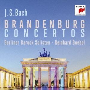ラインハルト・ゲーベル/J.S.バッハ:ブランデンブルク協奏曲(全曲) [2Blu-spec CD2] [SICC-30471]