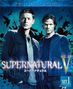 SUPERNATURAL V スーパーナチュラル <フィフス> 前半セット DVD