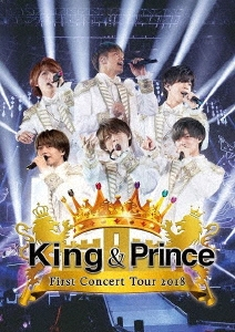 King & Prince First Concert Tour 2018<通常盤> DVD