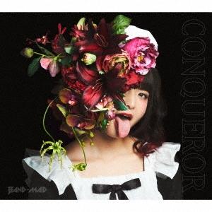 CONQUEROR [CD+Blu-ray Disc]<初回生産限定盤A> CD