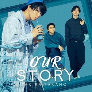 高野洸/OUR STORY [CD+DVD]<DVD付A盤>[AVCD-94576B]