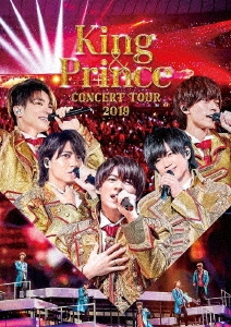 King & Prince CONCERT TOUR 2019<通常盤> Blu-ray Disc