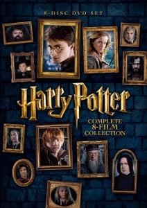 ハリー・ポッター 8-Film DVDセット DVD