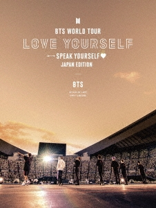 BTS WORLD TOUR 'LOVE YOURSELF: SPEAK YOURSELF' - JAPAN EDITION [2DVD+メンバー別フォトブックレット DVD