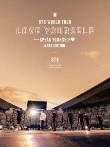BTS WORLD TOUR 'LOVE YOURSELF: SPEAK YOURSELF' - JAPAN EDITION [2DVD+メンバー別フォトブックレット DVD