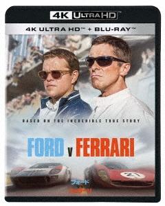 フォードvsフェラーリ 4K UHD [4K Ultra HD Blu-ray Disc+Blu-ray Disc] Ultra HD