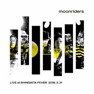 moonriders LIVE at SHINDAITA FEVER