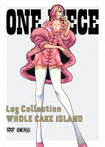 ONE PIECE Log Collection WHOLE CAKE ISLAND DVD