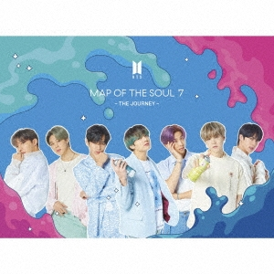 MAP OF THE SOUL : 7 ~ THE JOURNEY ~ [CD+DVD]<初回限定盤B> CD