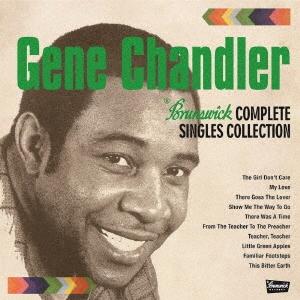 Gene Chandler/ブランズウィック・コンプリート・シングル・コレクション<期間限定価格盤>[UVPR-30087]