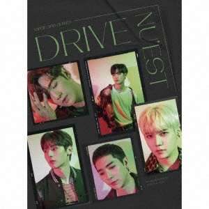 DRIVE [CD+DVD+フォトブックレット初回B ver.]<初回生産限定B盤> CD