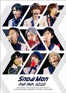 Snow Man ASIA TOUR 2D.2D.<通常盤> Blu-ray Disc