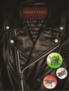3 BODY'S NIGHT Blu-ray Disc