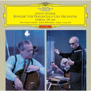 ドヴォルザーク:チェロ協奏曲 ハイドン:チェロ協奏曲第2番