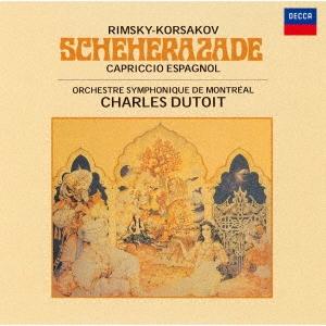 リムスキー=コルサコフ:交響組曲≪シェエラザード≫ スペイン奇想曲