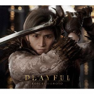 PLAYFUL [CD+DVD+ブックレット+折りポスター]<初回盤A> CD