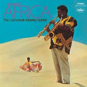 アクセント・オン・アフリカ<生産限定盤>