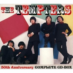 ザ・テンプターズ/50th アニヴァーサリー・コンプリートCD-BOX [CDSOL-1660]