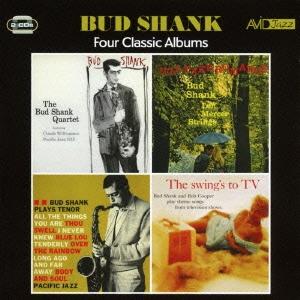 Bud Shank/バド・シャンク|フォー・クラシック・アルバムズ [EMSC-1071J]