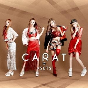 Carat/#SOTS [CD+DVD]<通常盤>[FLCF-4504]