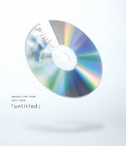 ARASHI LIVE TOUR 2017-2018 「untitled」<通常盤> Blu-ray Disc