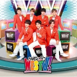 WESTV! [CD+ブックレット]<通常盤> CD