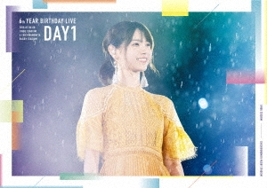 乃木坂46 6th YEAR BIRTHDAY LIVE 2018.07.06-08 JINGU STADIUM & CHICHIBUNOMIYA RUGBY STADIUM Day1 Blu-ray Disc