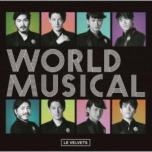 WORLD MUSICAL [CD+DVD]<初回生産限定盤> CD