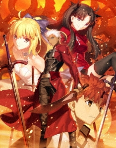 Fate/stay night [Unlimited Blade Works] Blu-ray Disc Box Standard Edition Blu-ray Disc