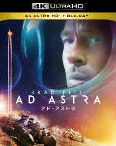 ジェームズ・グレイ/アド・アストラ [4K Ultra HD Blu-ray Disc+Blu-ray Disc][FXHA-86640]
