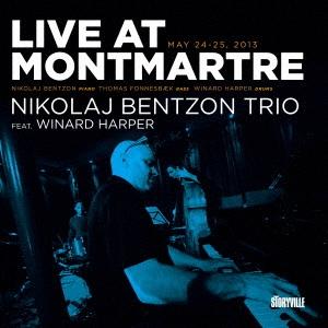 Nikolaj Bentzon Trio/ライヴ・アット・モンマルトル<完全限定生産盤>[CDSOL-6758]