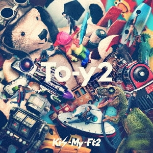 To-y2 [CD+DVD]<初回盤B> CD