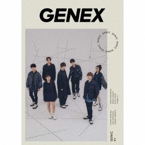 GENEX [CD+Blu-ray Disc+フォトブック]<初回生産限定盤> CD