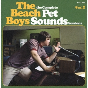 the Complete Pet Sounds Sessions Vol.1 CD