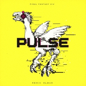 PULSE: FINAL FANTASY XIV Remix Album CD