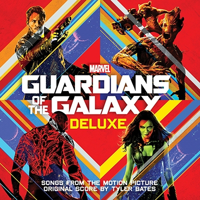 Tyler Bates/Guardians of the Galaxy: Deluxe Edition[HWDD0020148022]