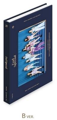 Feel Special: 8th Mini Album (B ver.) CD