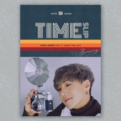 Time Slip: SUPER JUNIOR Vol.9 (YeSung Ver.) CD