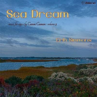 エリック・サイモンズ/Sea Dream 海の夢 - クーマン: オルガン作品集 第9集[DDA25181]