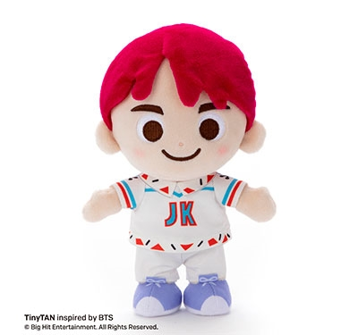 BTS Tiny TAN ぬいぐるみ/JUNGKOOK Accessories