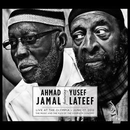 Ahmad Jamal/ライブ・アット・ザ・オランピア 2012.6.27 [2CD+DVD] [KKE-039]