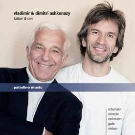 ウラディーミル&ディミトリ・アシュケナージ~父と息子<期間限定盤> CD