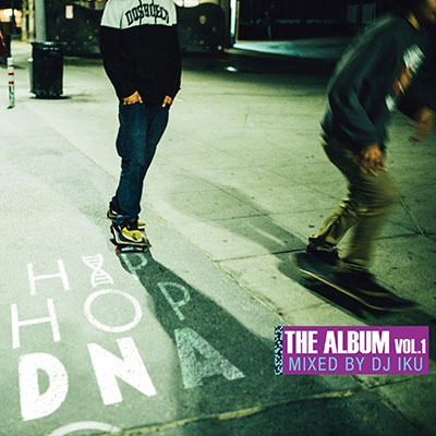 HIPHOP DNA:THE ALBUM VOL.1<タワーレコード限定> CD