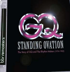 GQ (R&B)/Standing Ovation: The Story Of GQ And The Rhythm Makers (1974-1982) [CDBBRD0351]
