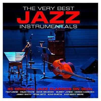 The Very Best Jazz Instrumentals CD