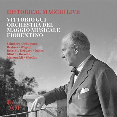 ヴィットリオ・グイ/Vittorio Gui - Historical Maggio Live [MAGGIO003]