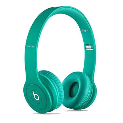 beats by dr.dre Solo HD オンイヤー・ヘッドフォン Matte Teal