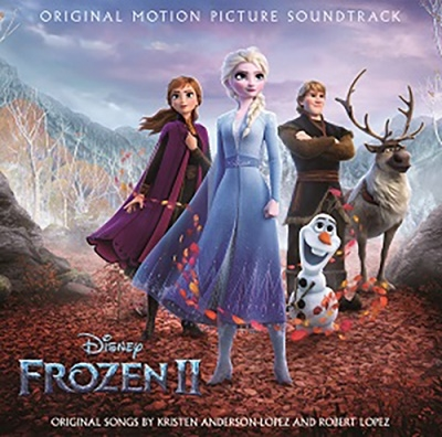 Frozen 2 (アナと雪の女王2)(Korea Version)[DY31556]