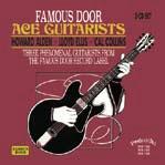 Howard Alden/FAMOUS DOOR ACE GUITARISTS [PCD-7156J]