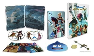 ドラゴンクエスト ユア・ストーリー<完全数量限定豪華版> Blu-ray Disc